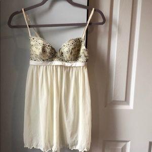 🍭*6/$30* Cosabella floral babydoll lingerie- 1